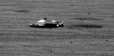 Nasa maakt foto op Mars van UFO!