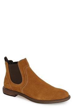 The Rail 'Kingston' Chelsea Boot available at #Nordstrom