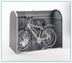 Rubbermaid Bicycle Storage Shed