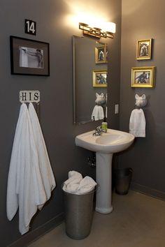 Caseyu0027s Modern Minneapolis Bachelor Pad. Bachelor Pad DecorBachelor Pads Bathroom ...