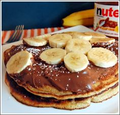 Nutella Crepes? Yes please!