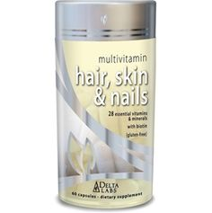 Blogger, Melissa, from Completely Eclipsed loved Delta Lab's Hair, Skin, & Nail supplement.  Find out why!