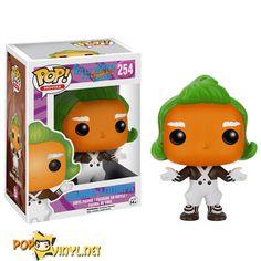 New Willy Wonka POP's and Vinyl Idolz http://popvinyl.net/news/new-willy-wonka-pops-vinyl-idolz/  #genewilder #oompaloompa #popvinyl #willywonka