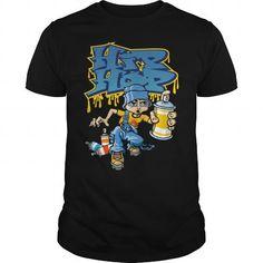 Awesome Tee  Hip_hop graffitis and b-boy T-Shirts