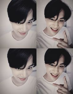 Image via We Heart It https://weheartit.com/entry/180266211/via/11084086 #dancer #exo #♥ #kai #selca #jongin #kimjongin #kimkai