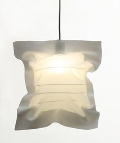 Lamps with different clothes