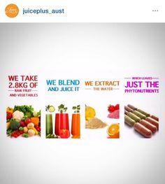 How juice plus is made @juiceplusaust