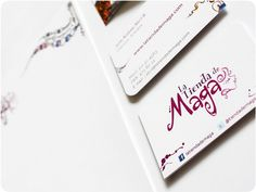 La Tienda de Maga Montenegro, Playing Cards, Visual Identity, Advertising, Frames, Store, Game Cards