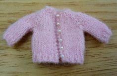 tiny sweater $15.95