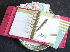 Anna Griffin 18 Month Decorative Planner