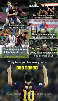 Messi Vs Ronaldo Stats Since 2009 Is Better