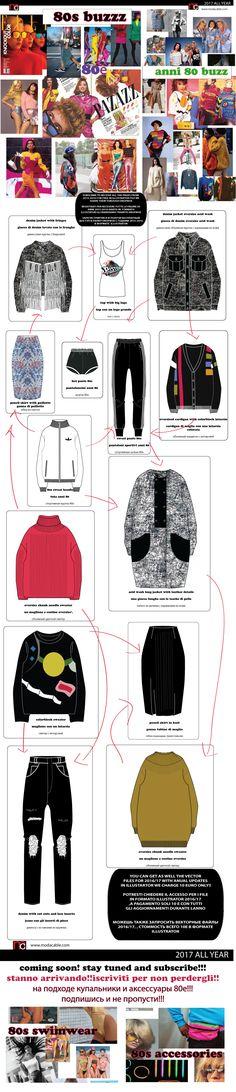 fashion trend 80s