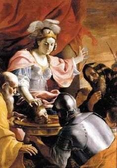 Queen Tomyris of Persia