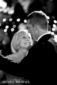 Mother Son Dance Wedding Photography