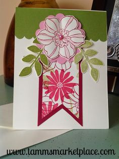 """Limited Edition Card from the """"Ivory Set"""" with Ivory Envelope MKC010 – Tamm's Marketplace"""