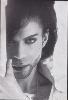 Prince,  black and white