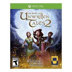 The Book of Unwritten Tales 2 for Xbox One, Multicolor