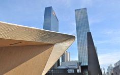 Architectuur Rotterdam Centraal Station