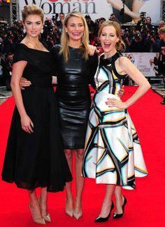 three charming women