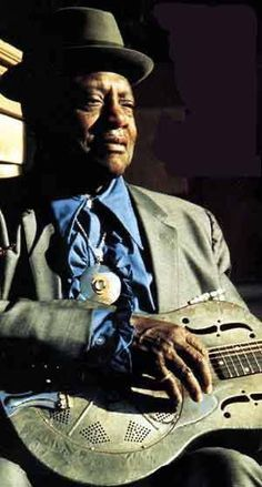 Bukka White - 12Nov 1909 - 28Feb 1977 (died at the age of 67)