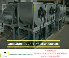 Air Handling Unit provides flexible cooling solutions with an assurance of high quality air. Contact: +91 8017002189 | 9051322674
