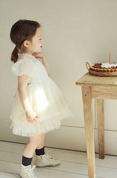 Amber Pure Chloe Dress - jujubunnyshop