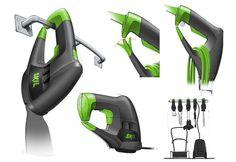 SKIL powertools on Industrial Design Served