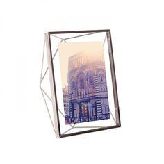 prisma frame 5x7 chrome