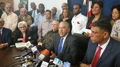 PRM ya tiene elegidos nueve candidatos a senadores por consenso;  Antonio Marte va por Santiago Rodriguez