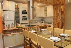 casa cozinha rustica de luxo - Pesquisa Google