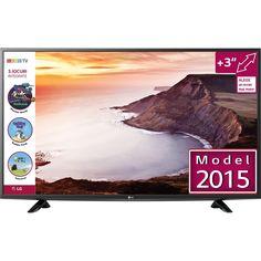 LG 43LF510V este Game Tv, cu o diagonală generoasă, ce garantează cele mai bune calităţi video cât şi audio, indiferent de conţinutul reprodus.