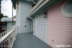 Hallway at the Disney's Old Key West Resort