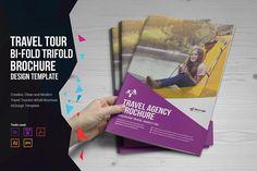 Travel Agency Brochure Catalog By Artico On Creativemarket