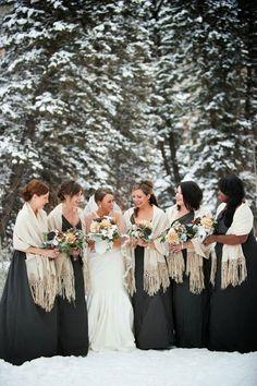 Winter Wedding Inspiration for 2015