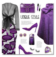"""Unique Style"" by jgee67 ❤ liked on Polyvore featuring Plakinger, Jimmy Choo, Bianca Elgar, Gucci, Velour Lashes, Allurez, Marc Jacobs, Thierry Mugler, polyvoreblogger and polyvoreeditorial"