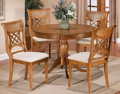 Good Looking Round Dining Room Sets