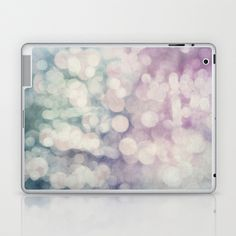 Tie-Dye Bokeh Laptop & iPad Skin by Sharon Johnstone - $25.00