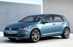 Seventh-generation Volkswagen Golf Unveiled in Germany