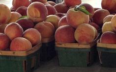 Peach Baskets