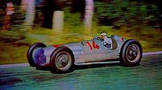1938 GP Szwajcarii (Hermann Lang) Mercedes-Benz W154