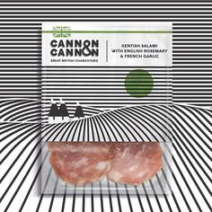 The Space Creative @thespacecreative - Cannon & Cannon Rebrand . Featured: @worldbranddesign Submit: worldpackagingdesign.com/submit . #food #charcuterie #packaging #branddesign #packagingdesign #brandidentity #brand #marca #潮牌 #branding #logo #package #empaques #包装 #design #设计 #diseño #worldbranddesign #WBDS Food Packaging Design, Great British, Brand Design, Charcuterie, Raw Food Recipes, Cannon, Label, Branding, Foods