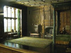 English Bedchamber 1603-1688 | Flickr - Photo Sharing!