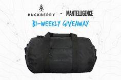 Enter to Win a Premium Bomber Barrel Duffel Bag