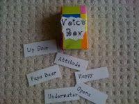 Voice Box (Reading)