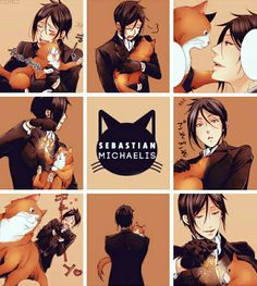 Sebastian Michaelis || kuroshitsuji  / #anime