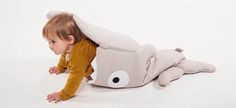 """Colorful Fish-Shaped Sleeping Bags Playfully """"Swallow"""" Children in a Peaceful Slumber - My Modern Met"""