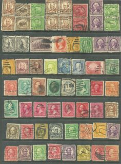US 64 valuable 19th century stamps # 183 -2¢ Jackson, # 272 - 8¢ Sherman, # 220