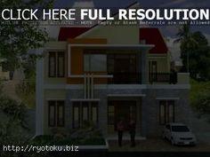 desain rumah minimalis 2 lantai 018