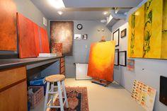 Unique Basement Studio Ideas