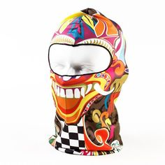 Unisex Full Face Mask for Cycling